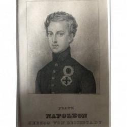 Franz Napoleon, Herzog von...