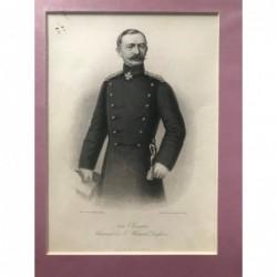 von Obernitz, Commandant...