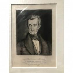 James Polk, Präsident der...