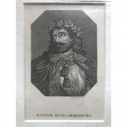Kaiser Rud. v. Habsburg -...