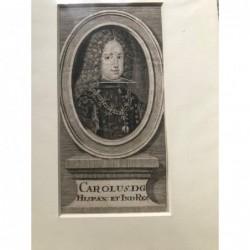 Karl IV., Carolus. DG...