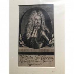 Wilhelm Lord Cadogan, Kön....
