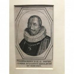 Ferdinandus II. D. G....
