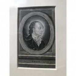 Voss - Kupferstich, 1800