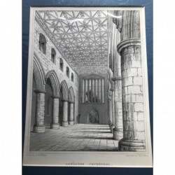 Aberdeen - Stahlstich, 1850