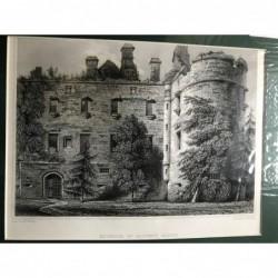 Balveny Castle -...