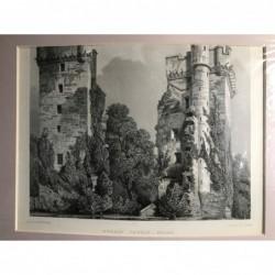 Burgie Castle, Nairn -...