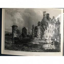Caerlaveroc Castle -...