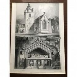 Corstorphine Church -...