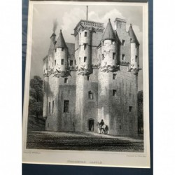 Craigievar Castle -...