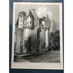 Craigievar Castle N.E. -...