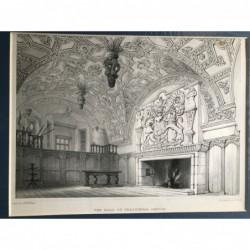 The Hall of Craigievar...