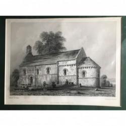 Dalmeny Church -...