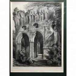 Dryburgh Abbey -...