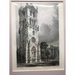 Dundee: The Church Tower -...