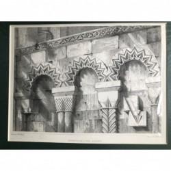 Dunfermline Abbey, Arcade...