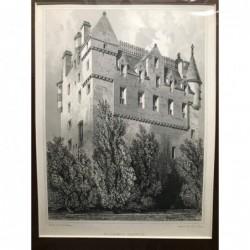 Glammis Castle -...