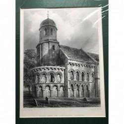 Leuchar's Church, east End...
