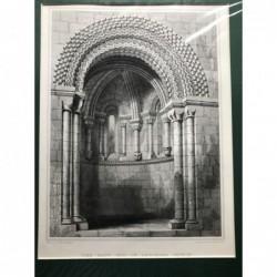 Leuchar's Church: The East...