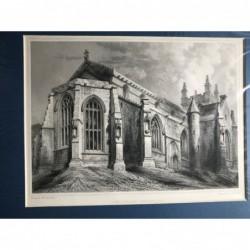 Linlithgow Church, N.E. -...