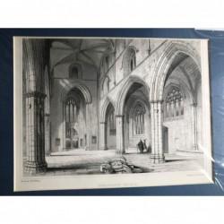 Linlithgow Church -...