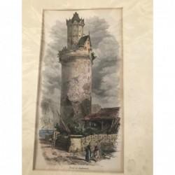 Andernach, Turm -...