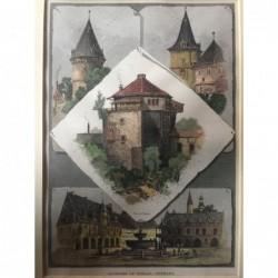 Goslar, 4 Ansichten auf 1...