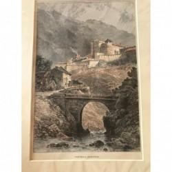 Chateau Queyras,...