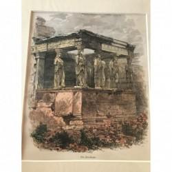 Athen, Teilansicht...