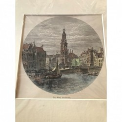 Amsterdam, Ansicht The Mint...