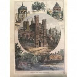 Cambridge: 5 Ansichten auf...