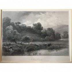 Norham Castle: Ansicht -...