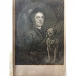 Hogarth: Selbstporträt -...