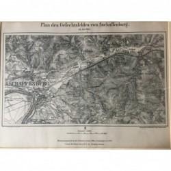 Aschaffenburg: Karte -...