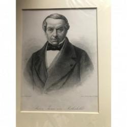 Baron James von Rothschild...