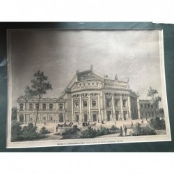 Wien: Hofschauspielhaus -...