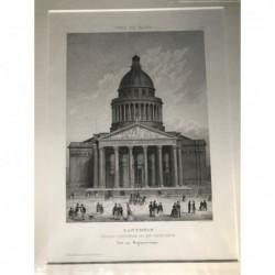 Paris, Ansicht: Panthéon,...