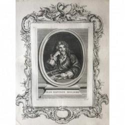 Kupferstich, 1750