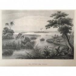 Tschad: Ansicht des Flusses...