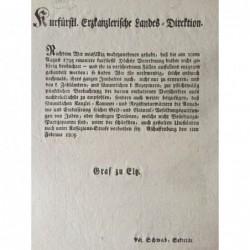 Dekret Aschaffenburg...