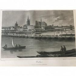 Köln, Gesamtansicht -...
