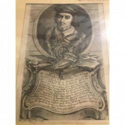 Aribo - Kupferstich, 1750