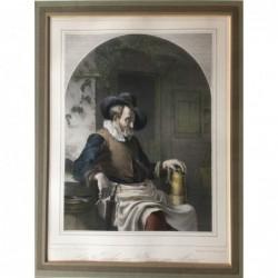 Der Trinker nach Franz von...
