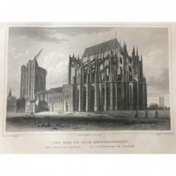 Der Dom in Köln...