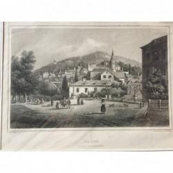 Baden- Baden, Gesamtansicht...