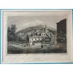 Baden- Baden, Ansicht:...