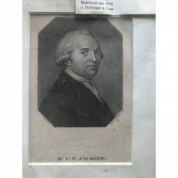 Ablaßbrief - Buchdruck, 1760