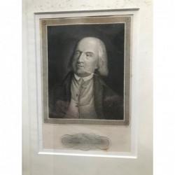 J. Bentham - Stahlstich, 1850