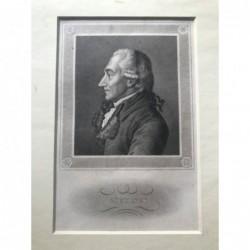 Göckingk - Stahlstich, 1850