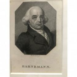 Hahnemann - Punktierstich,...